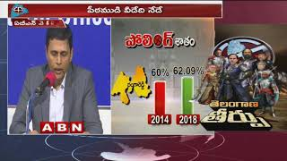 Telangana Election Result 2018 LIVE | Counting to begin shortly close fight between TRS, Prajakutami