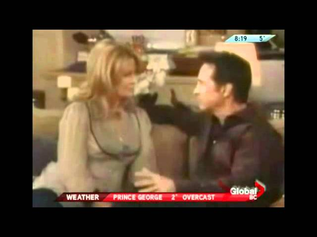 Deidre Hall and Drake Hogestyn on Global BC Morning News