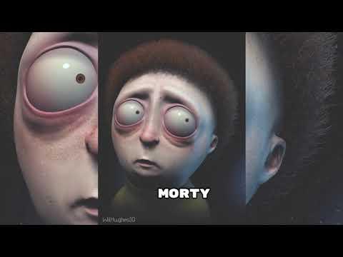 Download Lagu Cartoon Real Life And Monsters 3D |  Rick and Morty,SpongeBob, Memes,The Simpsons,Ronald Mcdonald MP3 Free