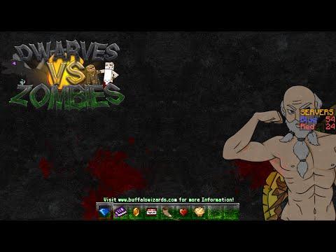 Dwarfs vs Zombies - NEW SERVER [dvz.buffalowizards.com]