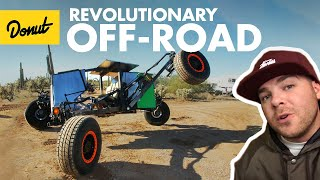 Most Revolutionary Off-Road Vehicles | The Bestest | Donut Media