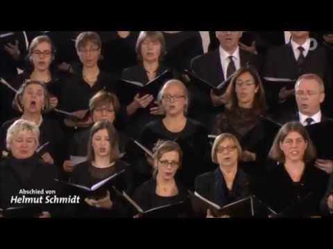Matthias Claudius - Der Mond Ist Aufgegangen
