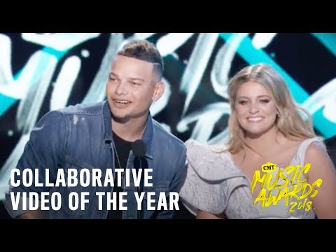 Download Collaborative Video of the Year  Kane Brown feat Lauren Alaina What Ifs  2018 CMT Music Awards