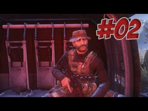 CALL OF DUTY: MODERN WARFARE — REMASTERED - Спасение Николая #02