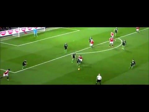 Michael Carrick vs Stoke City - 2 Feb 2016