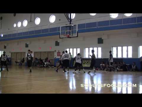 Team 11 #336 Charlie Velazquez, 6'1 135LBS, 2015 Glades Day School FL - 12/08/2012