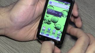 Motorola Defy + Plus Unboxing Hands On