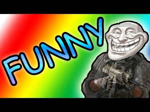 FUNNY MW3 INFECTED MOMENTS