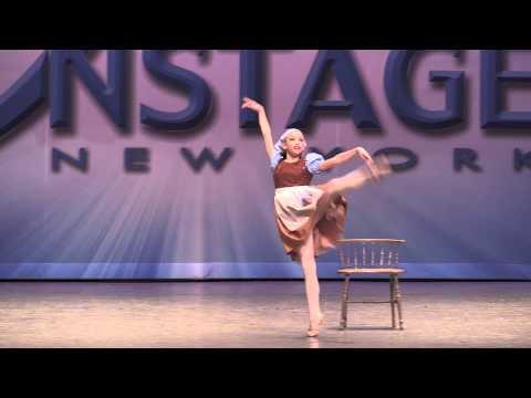 Great Granddaughter Ellie performing