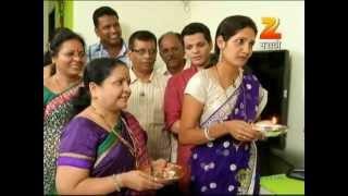 Home Minister Swapna Gruh Lakshmiche June 20 '12 Part - 1