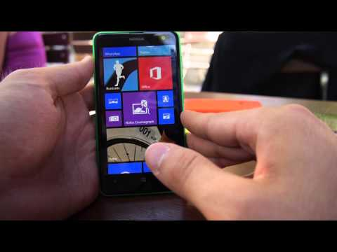 Nokia Lumia 625 Smartphone Review