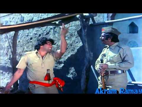 Main Jat Yamla Pagla Deewana - Mohammad Rafi - Pratiggya (1975...