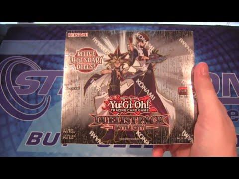 Duelist Pack Battle City Box Yugioh Duelist Pack Battle