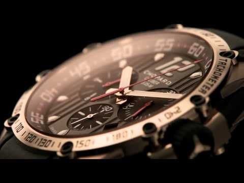 Chopard Superfast Watches: Embrace Power – presented by Chopard