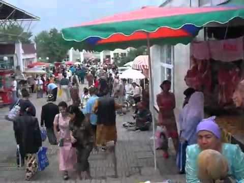 Сиабский рынок (базар) в Самакранде (www.samarkand.me)