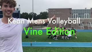 Kean University Mens Volleyball Team Vine Compilation