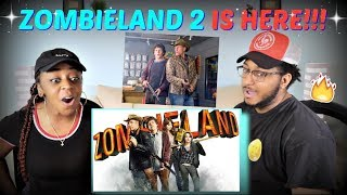 """ZOMBIELAND: DOUBLE TAP"" Official Trailer REACTION!!"