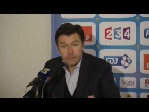 Coupe de la Ligue : la réaction d'Hubert Fournier après OL-Monaco