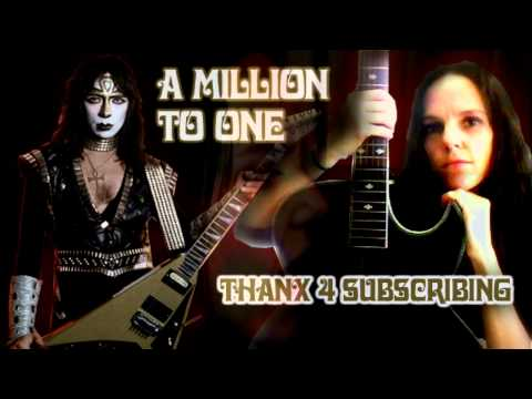 A Million To One Cover KISS Vinnie Vincent by eLBaNTi