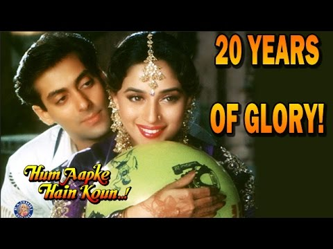 Salman Khan Celebrates 'hum Aapke Hain Kon?'s 20th Year! | Bollywood News video
