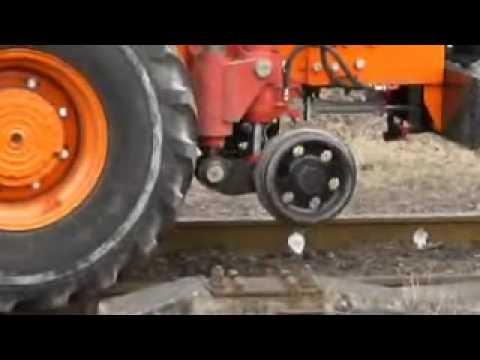 Мотовоз маневровый тракторный ММТ - 2