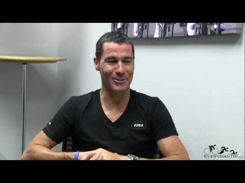 Three time Ironman Champ Craig Alexander talks about not racing Lance Armstrong