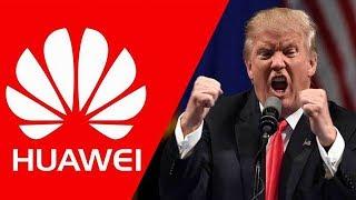 Tin 4T: Huawei phạm trọng tội gì khiến Mỹ trừng phạt