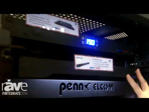 Integrate 2016: Penn Elcom Intors EM-Server Rack Enclosures