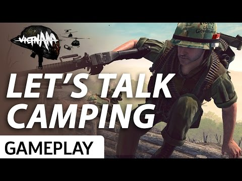 Is Tunnel Warfare Camping? - Rising Storm 2: Vietnam Gameplay