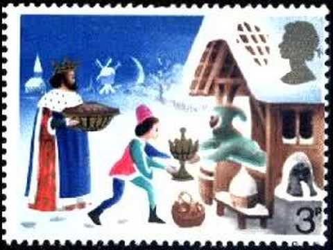 GOOD KING WENCESLAS-Christmas Carol-Villancico