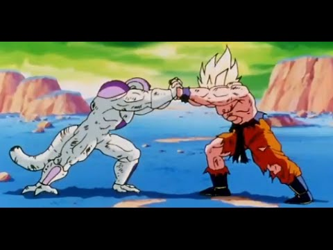 Dragonball Z-goku Vs Frieza (amv Rap) video