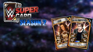 WWE Supercard: SEASON 2 - #23 - Road to Legendary