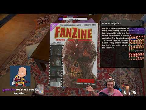 Friday the 13th: The Game - Прохождение и частичный перевод Виртуальной Кабины v.2.0.