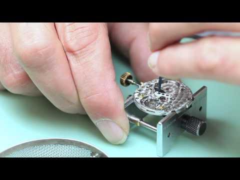 Rolex Submariner Watchmaking Demonstration   Watchfinder & Co.