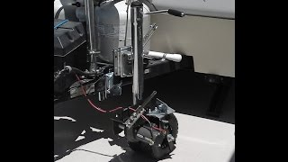 How to Build a DUAL WHEEL 12 Volt On board Trailer Mule