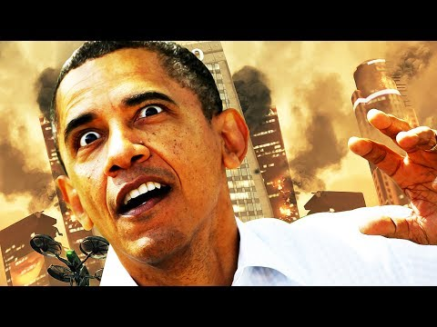 Barack Obama PLAYS Black ops 2! - EPISODE 2 - (Hilarious VOICE TROLLING)