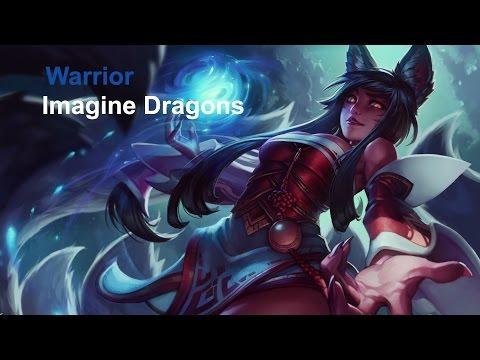Warriors Imagine Dragons League Of Legends 1 Hour