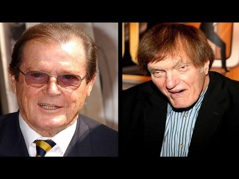 Roger Moore Pays Tribute To Bond 'Jaws' villain Richard Kiel