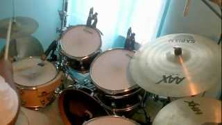 Rev. James Moore - Endow Me (Drum Cover)