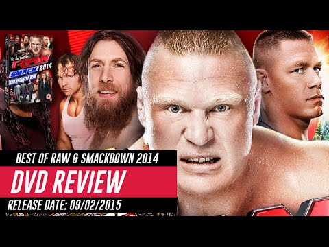 WWE Best of RAW & Smackdown 2014 (DVD Review)