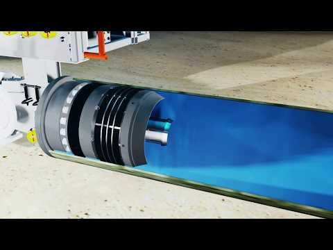 Pipeline Retrieval Tool (P.R.T) | Laydown & Recovery of Subsea Pipelines