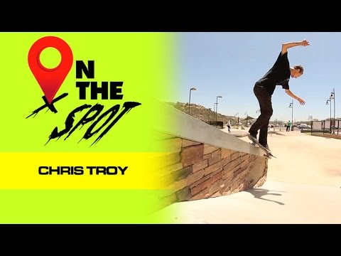 Independent Trucks: Chris Troy On the Spot