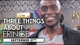 LIVE with FRINGE's Lance Reddick - 9/27/12 (Full Ep)