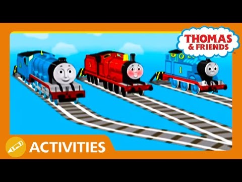 Repair The Engines | Play Along | Thomas & Friends