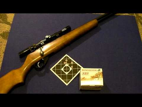 Sears Roebuck and Co Model 43 - Bolt Action .22 Rifle