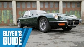 Jaguar E-Type | Buyer's Guide