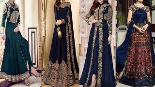 Latest & Stylish Designer Party Wear Dresses for Girls & Women