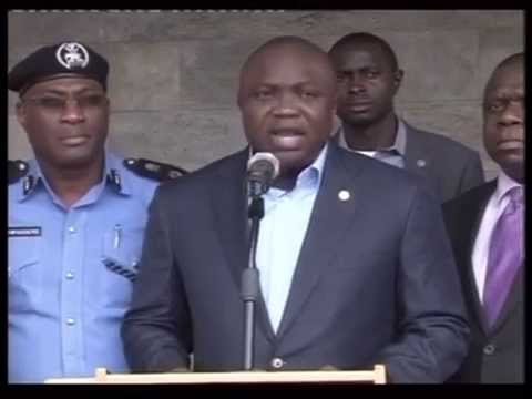 Lagos State Government Curbing High Crime Rate