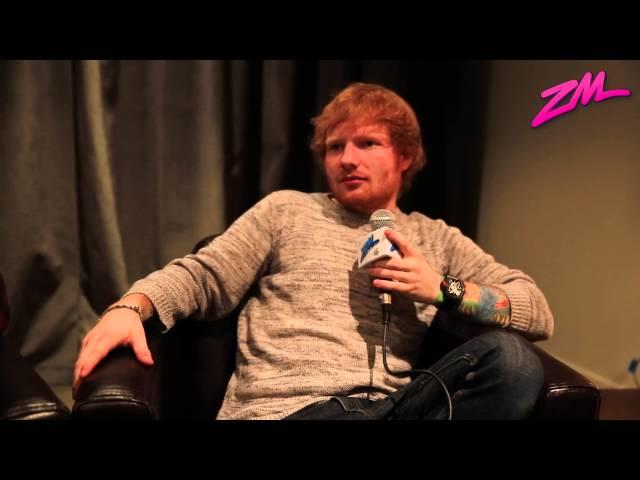 What Ed Sheeran Thinks About Taylor Swift's Boyfriend