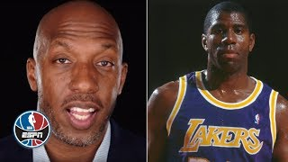 Historic Lakers-Pistons rivalry through the eyes of Chauncey Billups   NBA on ESPN